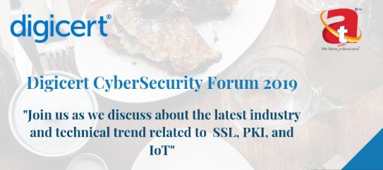 Digital CyberSecurity Forum 2019