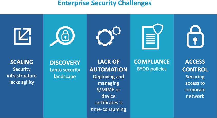 Enterprise Security Challenges