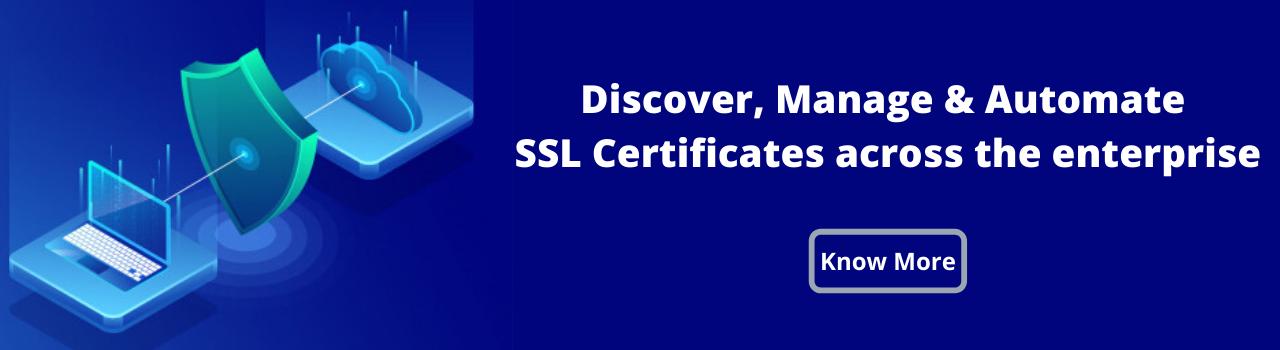 SSL Certificate Banner