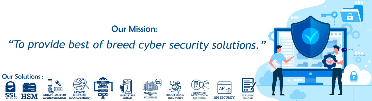 CyberSecurity Solution Provider