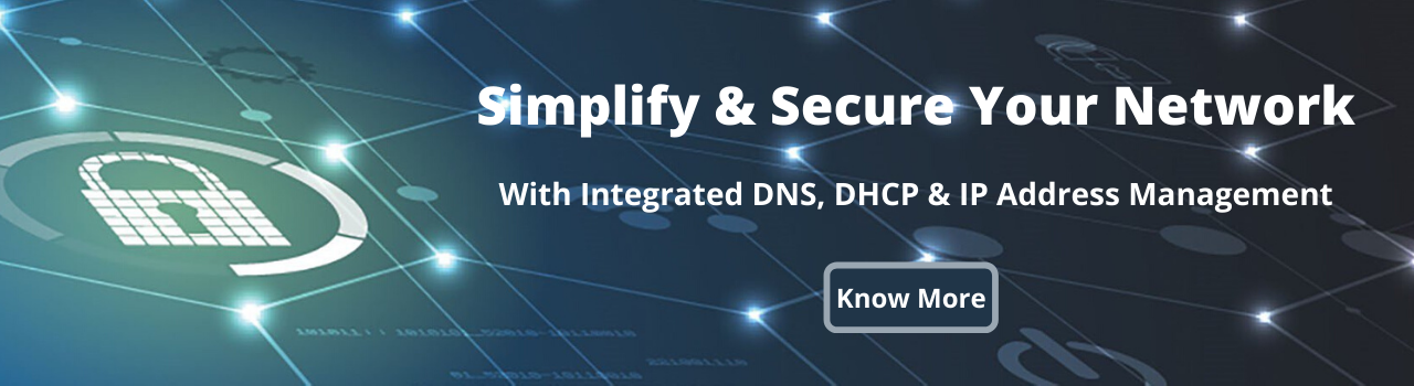 DNS DHCP & IPAM
