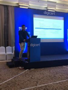 Digicert Event4
